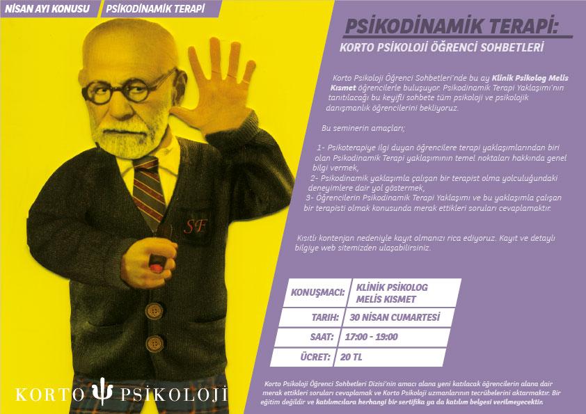Psikodinamik terapi semineri