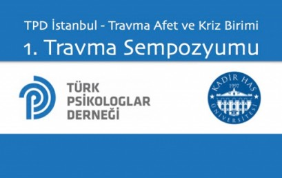 I. Travma Sempozyumu