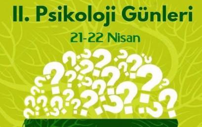Süleyman Şah Üniversitesi II. Psikoloji Günleri