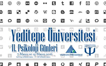 Yeditepe Üniversitesi II. Psikoloji Günleri