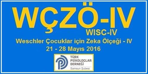 WISC-4 zeka testi