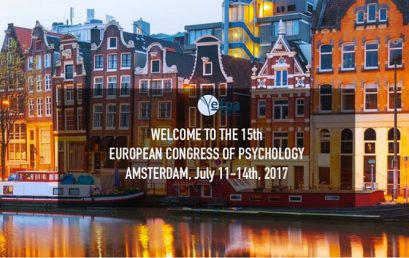 15th European Congress of Psychology