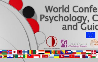 8th World Conference on Psychology, Counseling and Guidance, (WCPCG-2017)