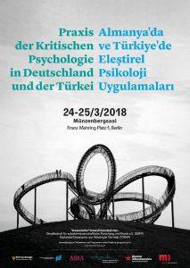 Almanya'da ve Türkiye'de Eleştirel Psikoloji Uygulamaları
