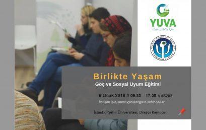 Birlikte Yaşam Göç ve Sosyal Uyum Eğitimi