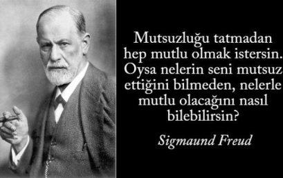Psikoloji Buluşmaları – Freud Üzerine
