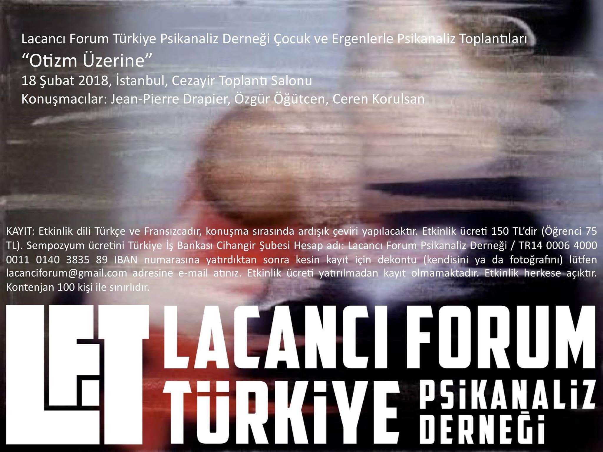 lacanci forum turkiye otizm üzerine