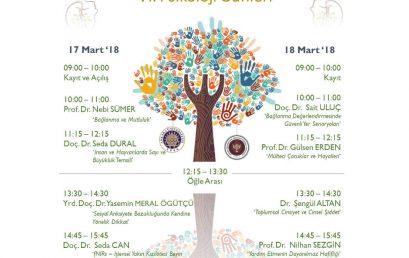 Ankara Üniversitesi VI. Psikoloji Günleri