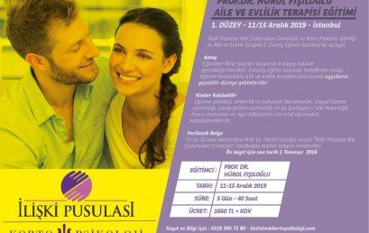 Aile ve Evlilik Terapisi Eğitimi-Prof. Dr. Hürol Fışıloğlu