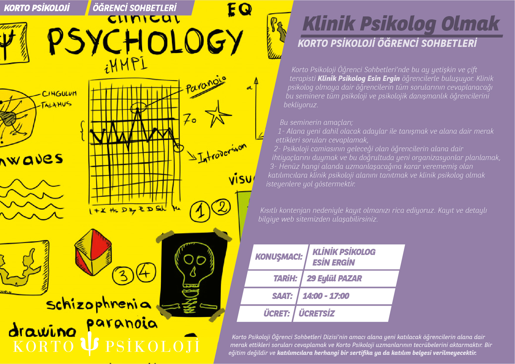 klinik psikolog olmak